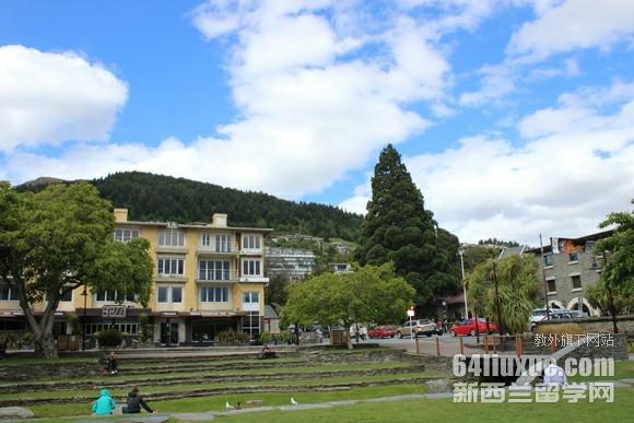 新西兰艺术类的大学