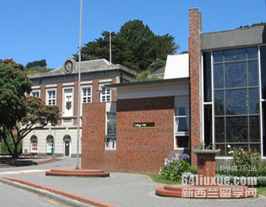 新西兰惠灵顿男子中学地址