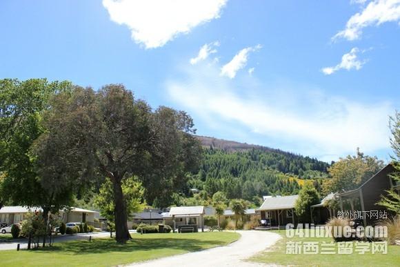 新西兰大学天文学