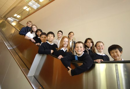 新西兰帕奈尔高中