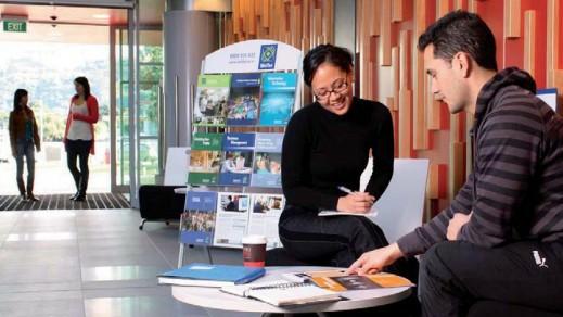 新西兰惠灵顿理工学院GD课程