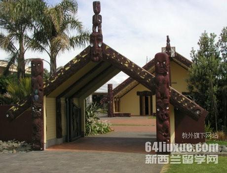 新西兰马努卡理工学院排名
