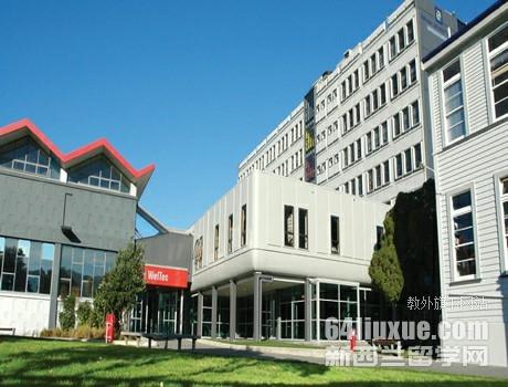新西兰惠灵顿理工学院排名