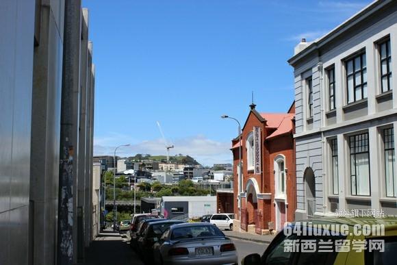 在新西兰读专科