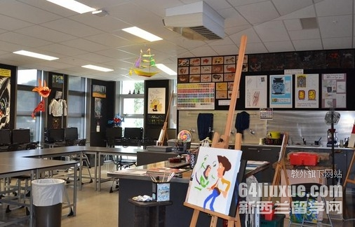 新西兰惠灵顿女子高中