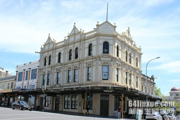新西兰建筑类大学排名
