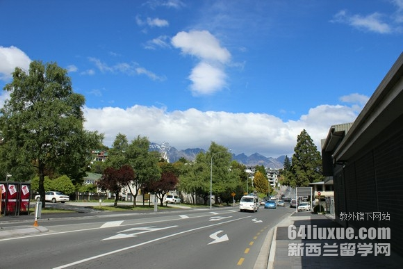 自考生新西兰留学条件