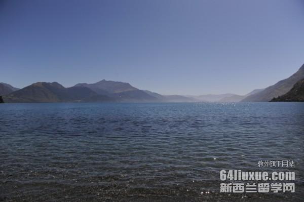 新西兰海洋类专业