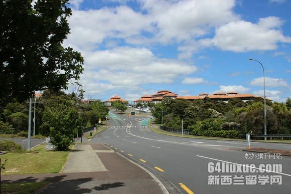 新西兰梅西大学惠灵顿校区