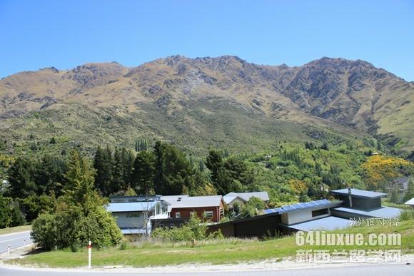 新西兰北岸的小学
