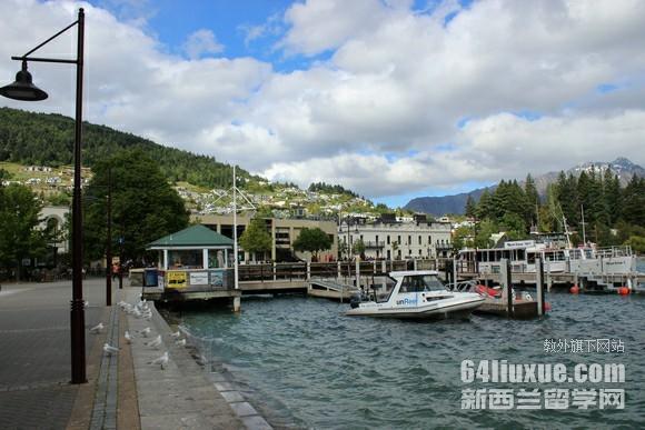新西兰理工学院旅游专业