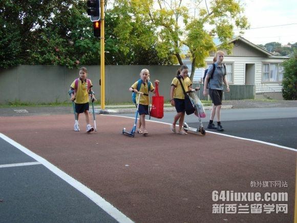 新西兰读小学条件