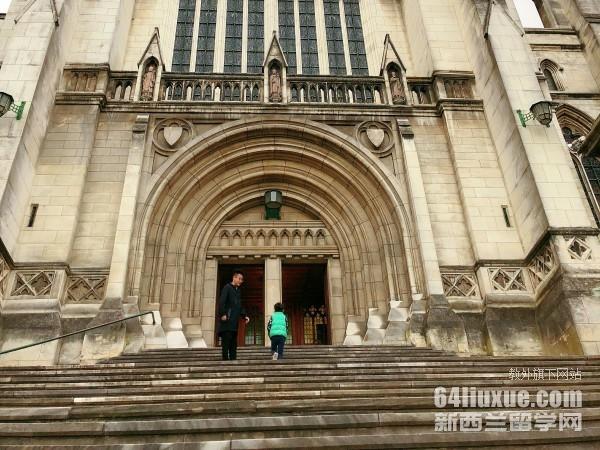 新西兰工科留学大学排名