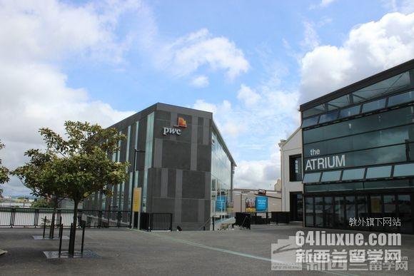 教外留学代表亲身访问新西兰怀卡托理工学院畅谈留学合作
