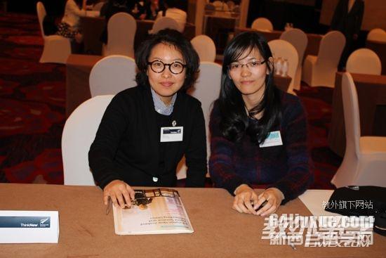 教外留学应邀参加新西兰驻上海总领事馆教育论坛