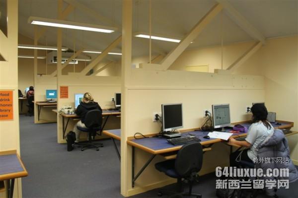 新西兰南方理工学院课程