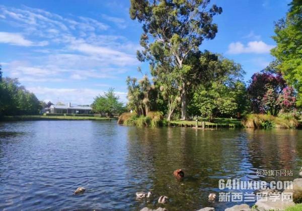 新西兰林肯大学有什么专业