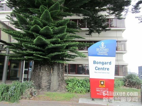新西兰丰盛湾理工学院专业