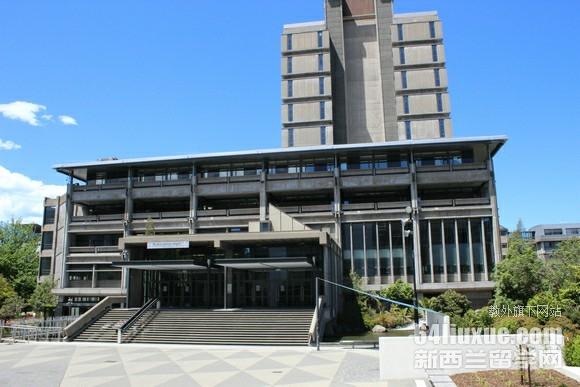 新西兰坎特伯雷大学地址