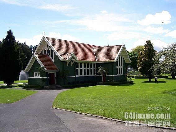新西兰中学留学申请