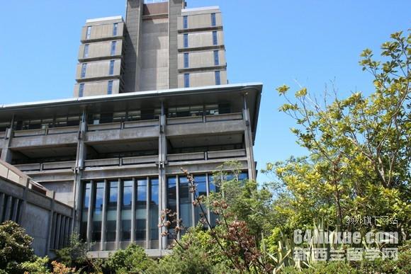 坎特伯雷大学地址