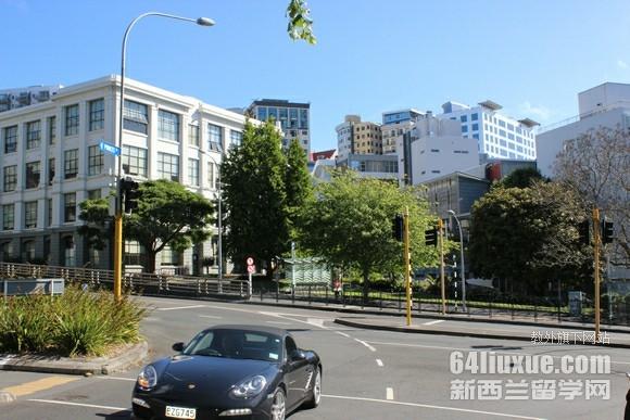 申请新西兰留学