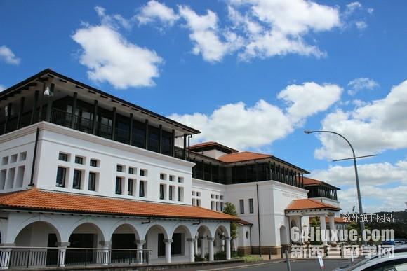 梅西大学在新西兰排名