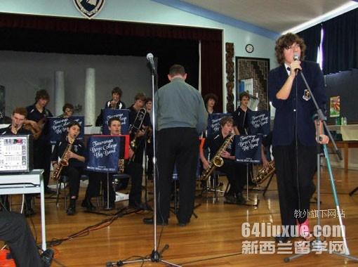 新西兰陶朗加男子中学