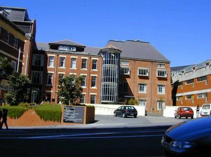新西兰惠灵顿维多利亚大学世界排名