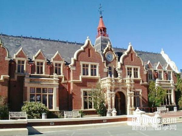 去新西兰林肯大学读研