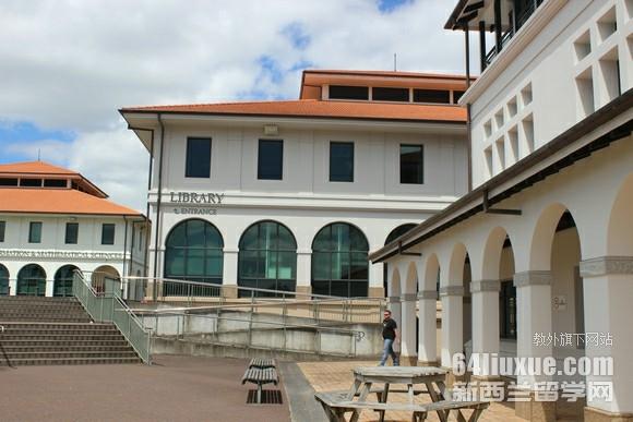 新西兰梅西大学读研