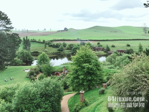新西兰农业专业