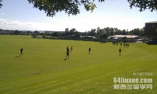 新西兰尼尔森女子中学
