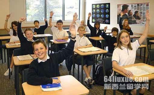 新西兰帕内尔中学