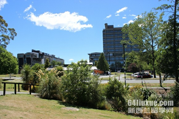 新西兰坎特伯雷大学金融学