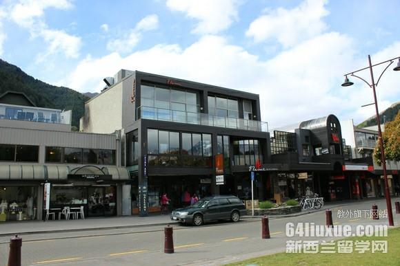 新西兰维多利亚建筑专业