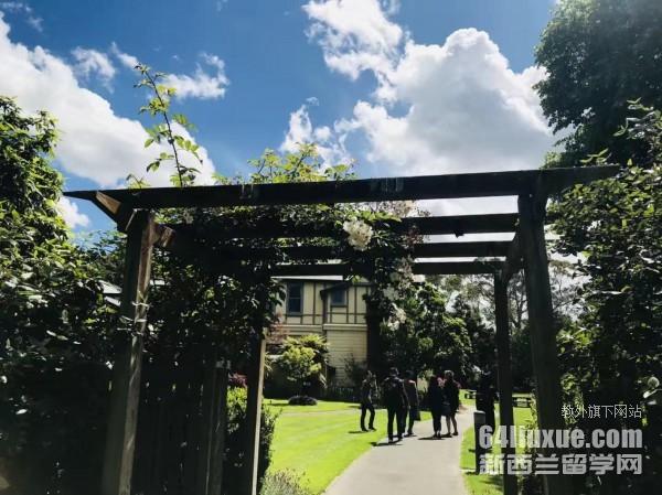 新西兰梅西大学学制