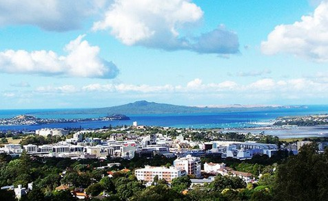 新西兰世界前100大学排名