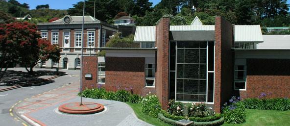新西兰惠灵顿中学男校