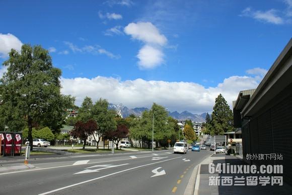 新西兰商学院排名