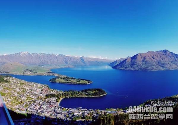 高二去新西兰理工学院留学