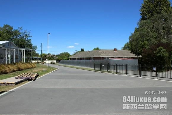 新西兰坎特伯雷大学一年费用多少