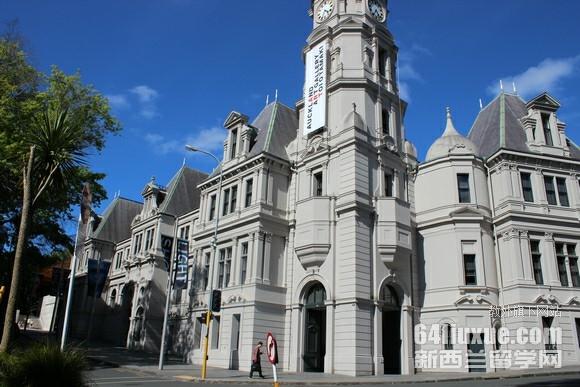 新西兰知名大学
