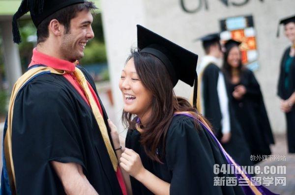 新西兰留学八大名校