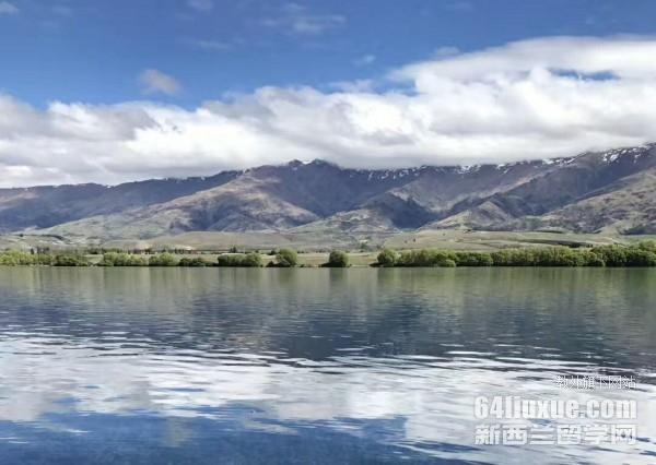 新西兰景观专业大学