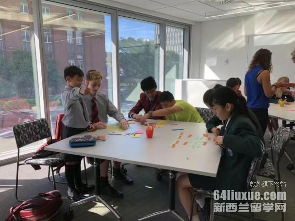 新西兰qs大学排名
