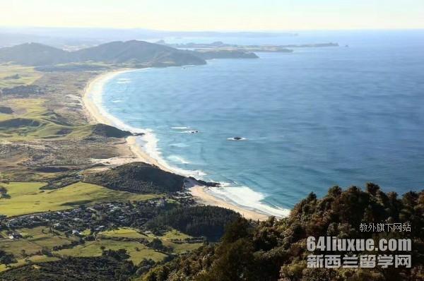 新西兰有什么著名大学