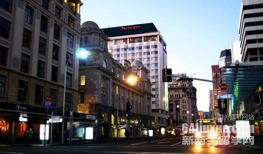 留学新西兰专业选择