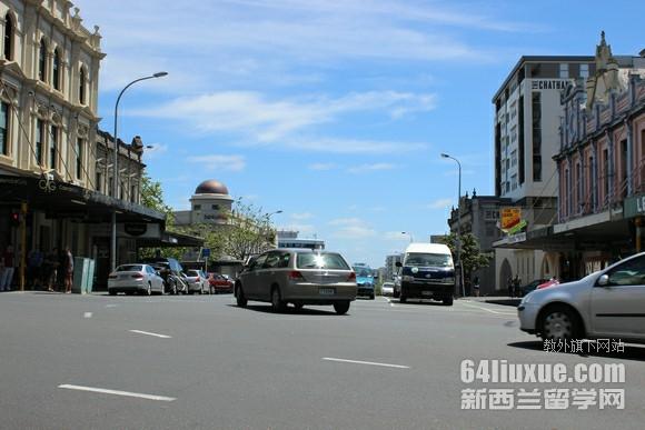高考完留学新西兰费用