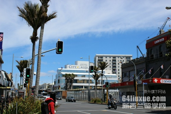 高考完去新西兰留学